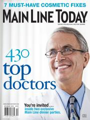 MainLine TodayTop Doctors 2012