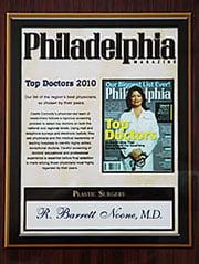 Philadelphia Magazine'sTop Doctors 2010
