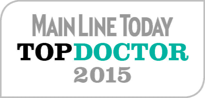 Main Line Today Top Doctor 2015