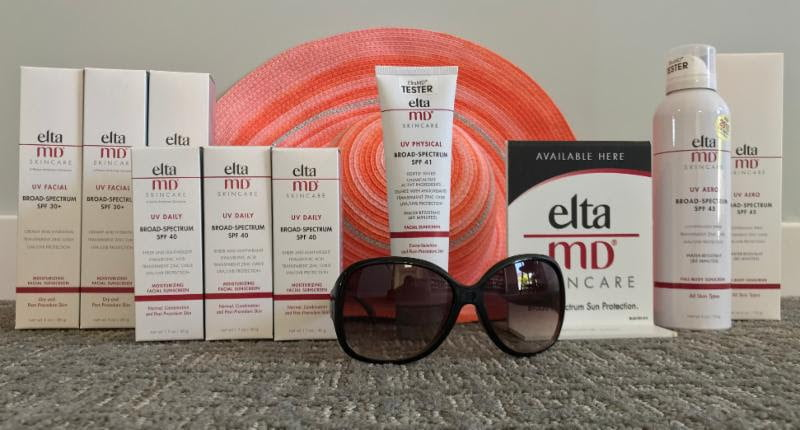 elta md skincare products