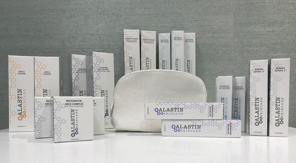 alastin skincare product images