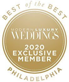Modern Luxury Weddings 2020 Exclusive Member