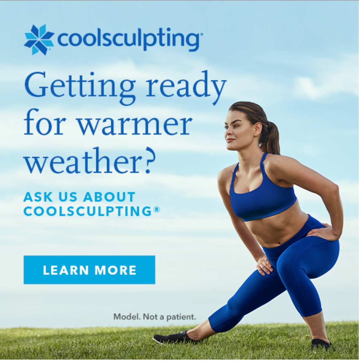 CoolScultping Summer Promo Image