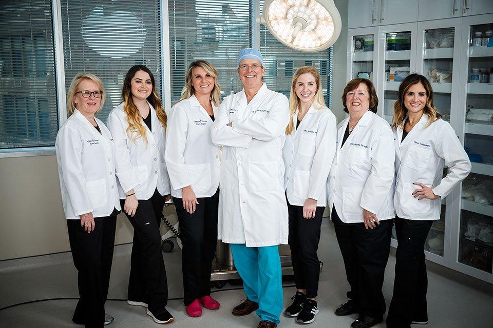 Claytor Noone Plastic Surgery Staff