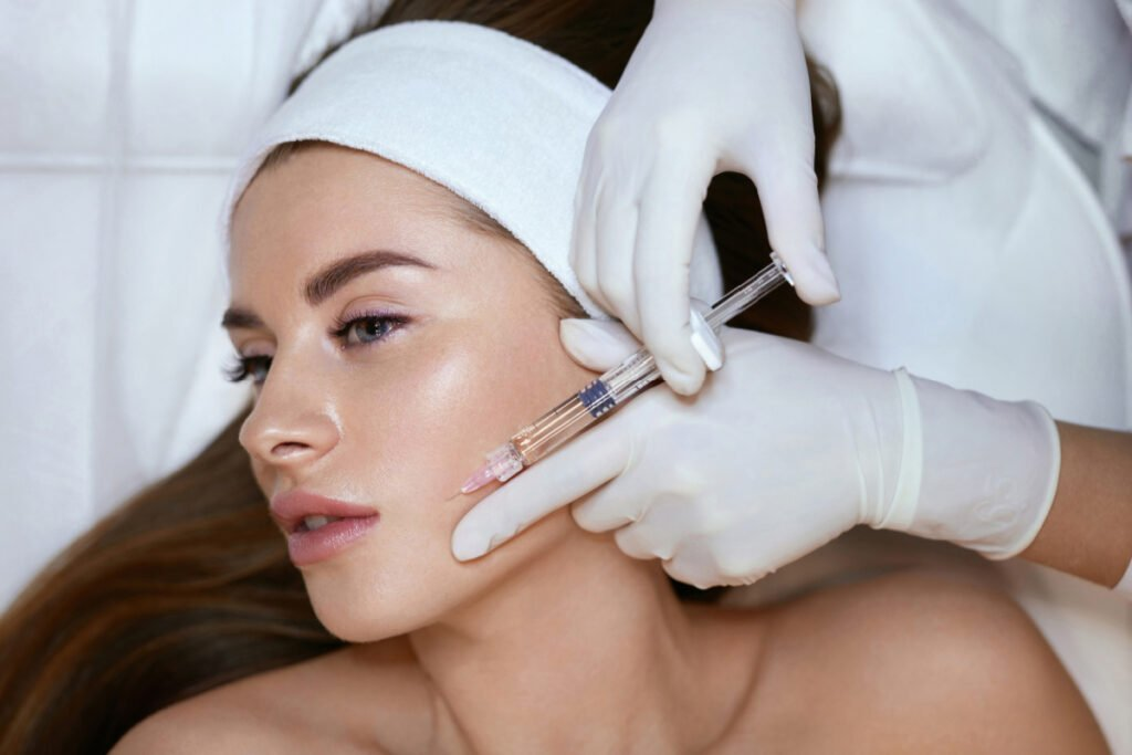 Woman Recieves Filler Corrections After Other Injector's Poor Dermal Filler Results
